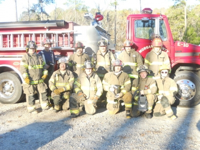 Morgan County Fire Rescue