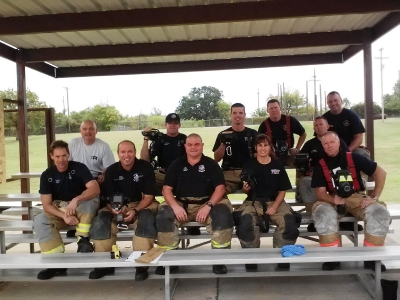 Carrollton, Coppell, Farmers Branch FD TX October 16, 2012