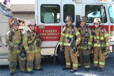 Fishers Fire Dept., NY May 18, 2014