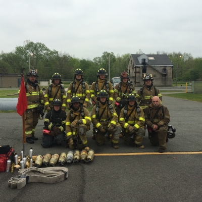 City of Newburgh FD NY Recruit Class May 13 2016