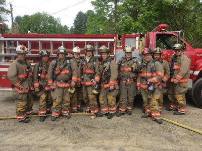 W Dummerston FD VT Saturday May 18 2018