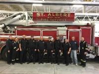 St. Albert FS Alberta Canada November 10, 2017