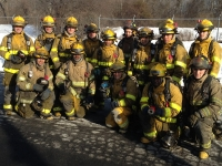 City of Newburgh FD, NY Recruit Class December 20, 2013