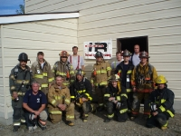 Franklin Lamoille Fire School VT
