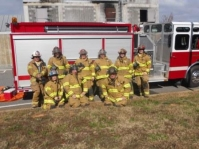 Ila Volunteer FD , GA Nov 18 2012