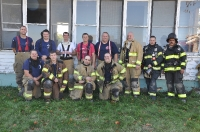 Kalamazoo MI Cty Fire Chiefs Sept. 28, 2013