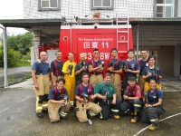 Kaohsiung City Fire Bureau, Taiwan, August 25 2015