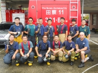 Kaohsiung City Fire Bureau, Taiwan, August 26 2015