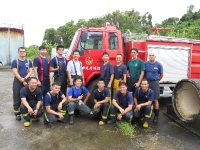 Kaohsiung City Fire Bureau, Taiwan, August 29 2015