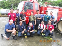 Kaohsiung City Fire Bureau, Taiwan, August 30 2015