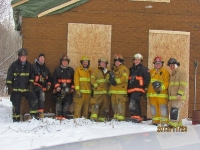 Lac La Biche County Fire Rescue Alberta, CA November 23 2013