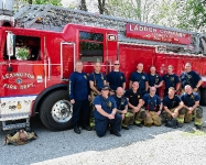 Lexington FD KY  May 10 2018