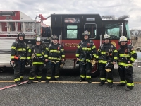 North Caldwell FD NJ Sunday April 29 201