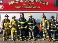 Renous Quarryville, NS