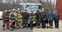 Southbridge FD Sturbridge FD Worcester  FD MA March 24 2018