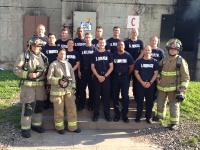St Paul MN  FD Recruit Class June 10 2015