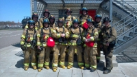 St Paul MN FD Recruit Class May 10, 2013