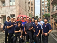 Taipei Fire Bureau Taiwan Nov 21, 2015