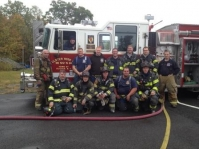 Ulster Hose Co 5, Ulster, NY Oct.11, 2014