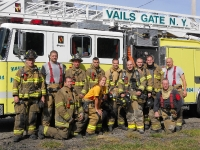 Vails Gate FD  New Windsor NY September 15, 2013